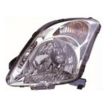Suzuki Swift [05-10] Headlight Unit with Chrome Surround