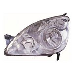 Honda CR-V MK2 [04-06] Headlight Unit - H1 type - with clear indicator