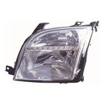 Ford Fusion [02-05] Headlight Unit with Clear Indicator