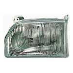 Ford Escort MK4 [86-90] Headlight Unit - H4