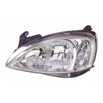 Vauxhall Corsa C [03-06] Headlight Unit - with Crystal Clear Indicator