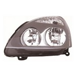 Renault Clio Campus [05-09] Headlight Unit - with grey inner (Halogen H7 & H1)