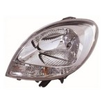 Nissan Kubistar [03-09] Headlight Unit with Clear Indicator