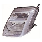 Citroen C2 [03-10] Headlight Unit - H4 - includes motor