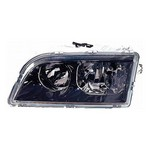 Volvo V40 [00-03] Headlight Unit - Black Inner - H7 - 4 Pin Plug