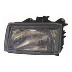 VW Polo Saloon & Estate [00-01] Headlamp Unit - H4