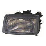 VW Polo Saloon & Estate [96-99] Headlamp Unit - H4