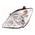 Mercedes Sprinter MK2 [06-12] Headlight Unit (type with built in fog)
