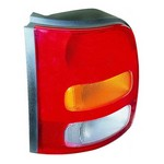 Nissan Micra K11 [98-00] Rear Tail Light Unit - Amber Indicator Type