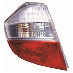 Honda Jazz [09-10] Rear Tail Light Unit - LED type
