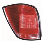 Vauxhall Astra H MK5 [04-07] Rear Tail Light Unit - Estate Only (Red Indicator)