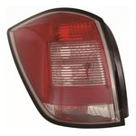 Vauxhall Astra H MK5 [07 on] Rear Tail Light Unit - Van Only (Smoked Indicator)