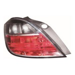Vauxhall Astra H MK5 [07-10] Rear Tail Light Unit - Smoked Indicator - 5 Door