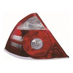 Ford Mondeo MK3 [06-07] Rear Tail Light Unit - Clear (hatch & saloon)