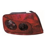 Peugeot 407 [04-08] Rear Tail Light Unit - Saloon Only (pre facelift)