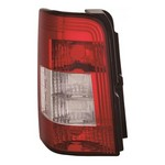 Peugeot Partner MK1 [06-08] Rear Tail Light Unit - clear indicator (for twin rear door models)