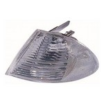 BMW 3 Series E46 [98-00] Front Indicator Light Unit - Clear (4 door & compact only)
