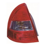 Citroen C5 [05-08] Rear Tail Light Unit - Outer (mk1 facelift)