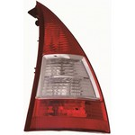 Citroen C3 [06-09] Rear Tail Light Unit - facelift type