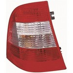 Mercedes ML - W163 [02-05] Rear Tail Light Unit - with clear indicator
