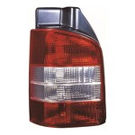 VW Transporter T5 [03-10] Rear Tail Light Unit - Clear Indicator (Twin Rear Doors)