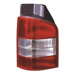 VW Transporter T5 [03-10] Rear Tail Light Unit - Clear Indicator (Tailgate Rear Door)