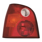 VW Polo 9N [02-05] Rear Tail Light Unit - Amber Indicator