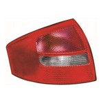 Audi A6 [01-04] Rear Tail Light Unit - Pink Indicator