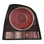 VW Polo 9N2 [05-08] Rear Tail Light Unit - Black Surround