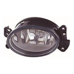 Mercedes A-Class - W169 [05-12] Front Fog Light Unit - Oblong (Models with Xenon Headlights)